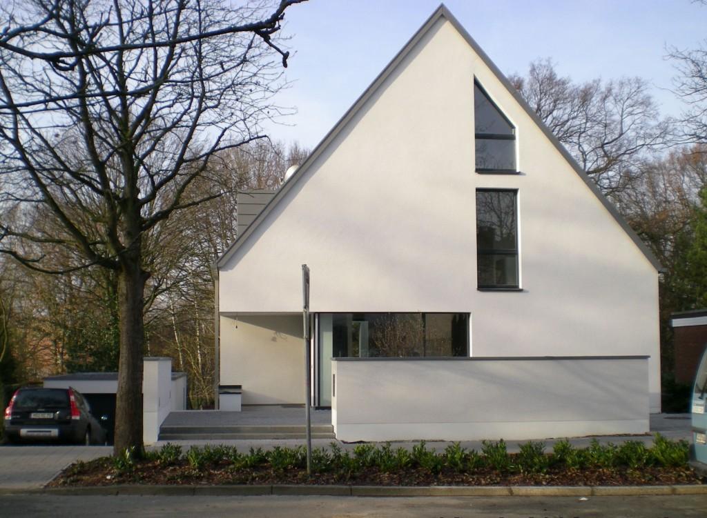 2008 | Neubau eines Einfamilienhauses