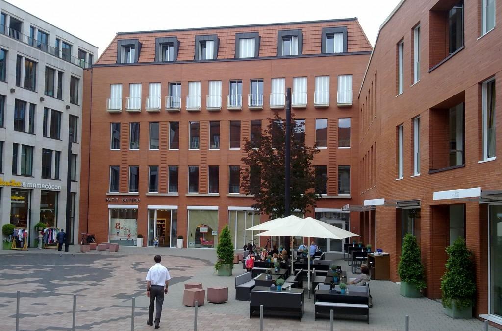 2009 | Neubau eines Wohn- und Geschäftshauses