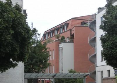 Wohn- und Geschäftshaus am Picasso-Platz | palfnerundpalfner
