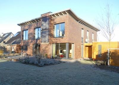 Neubau eines Einfamilienhauses | palfnerundpalfner