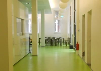 Umbau eines Verlagsgebäudes zur Montessorischule | palfnerundpalfner