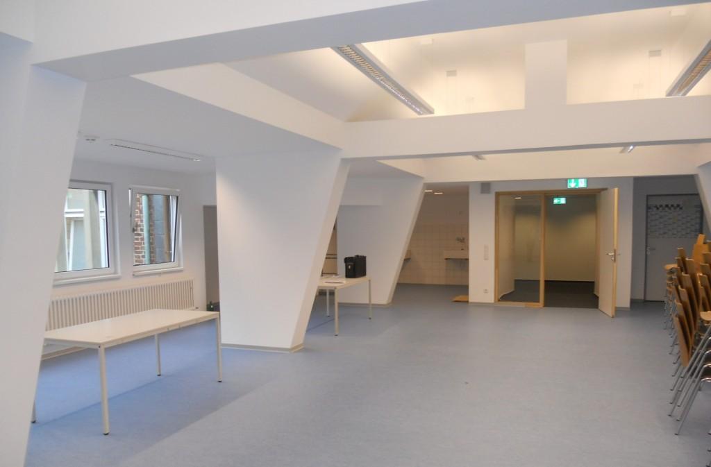 2014 | Umbau eines Verlagsgebäudes zur Montessorischule