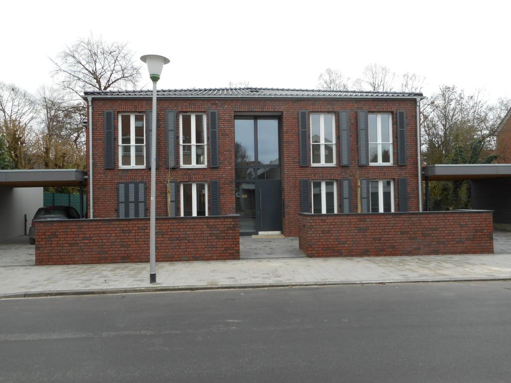 2015 | Neubau eines Wohnhauses