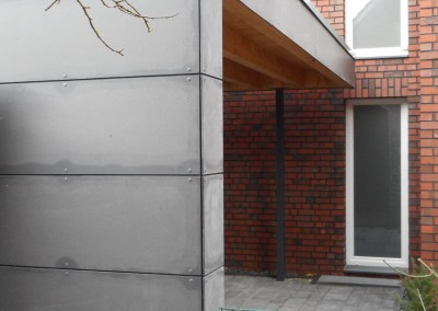 Neubau eines Wohnhauses   palfnerundpalfner
