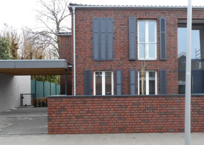 Neubau eines Wohnhauses | palfnerundpalfner