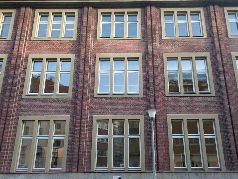 2016 | Fassadensanierung Verlagsgebäude