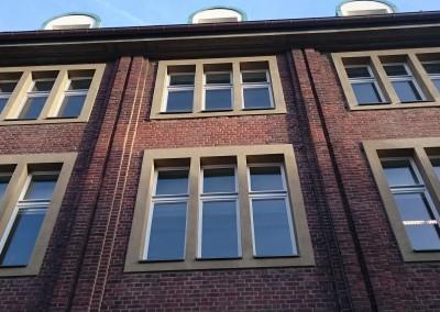 Fassadensanierung eines Verlagsgebäudes | palfnerundpalfner